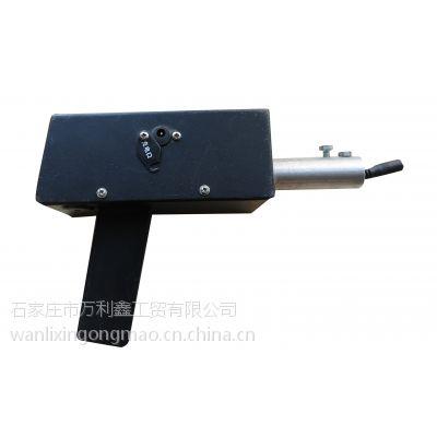 陕西锻造厂铸造厂用万利鑫牌LC-600手持式钢水测温仪