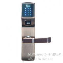 供应东北地区家用智能指纹锁,密码锁,小区公寓锁,客房门锁 厂家直销