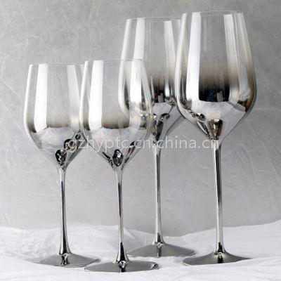玻璃杯电镀厂,蜡烛杯烤漆厂,广州恒誉玻璃瓶喷涂厂