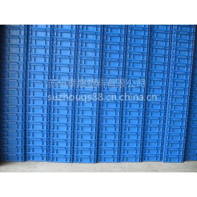 上海注塑加工厂家 上海汽车物流箱 EUD塑料箱