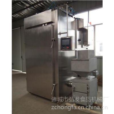 厂家直销250型四川腊肉烟熏炉 弘发制造 质量可靠