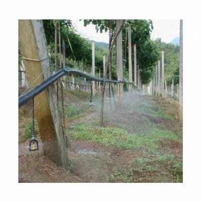 山地果园水肥一体化喷灌设计 喷灌方案 喷灌系统价格