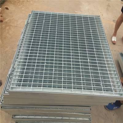 热浸锌钢格板 钢格板格栅 商场格栅板