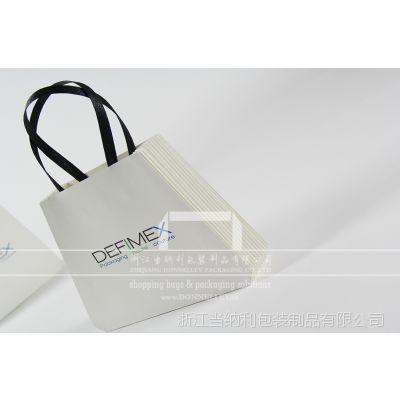 供应个性服装手提袋,生产创意礼品包装袋,杭州风琴纸袋厂家
