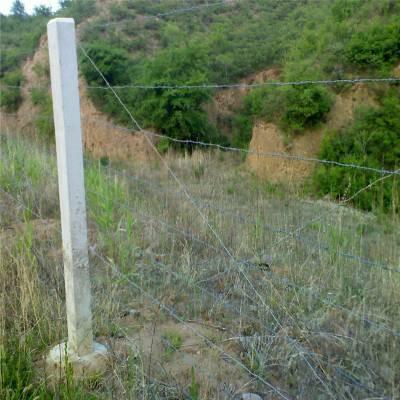 旺来围墙刺网 刀片刺绳护栏网 防护刺绳