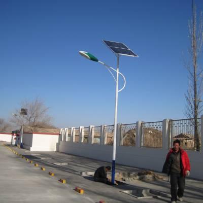 晋州6米太阳能路灯厂家价格多少【1365元】