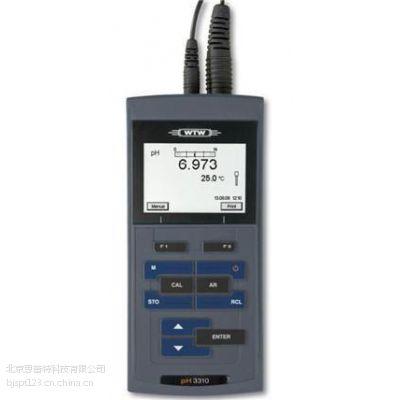 德国WTW pH3310型手持式PH/mV测试仪