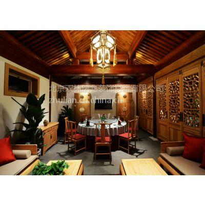 中元之光专业定做各种规格现代餐厅吊灯 高档仿古宫灯 木制宫灯