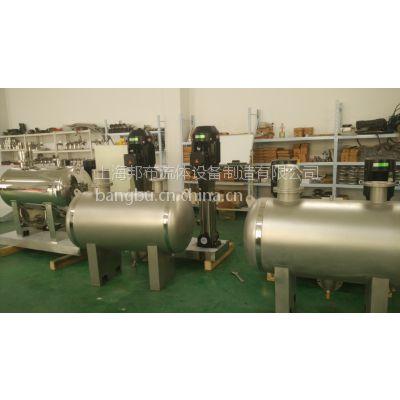 无负压供水设备稳流罐单卖, 无负压, 变频恒压、箱式泵站、无负压罐