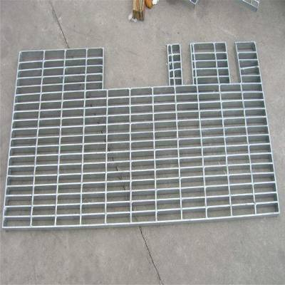 插接格栅板 麻花钢格栅加工定做 各类沟盖