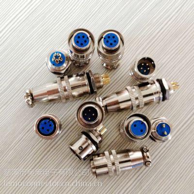 供应XS8 航空插头 圆形接头 插头插座 M8 M9 M10 M12 M16 M18多种规格厂家直销