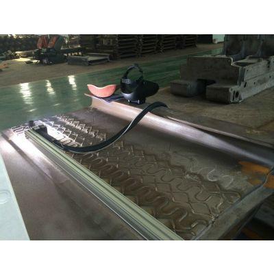 刮板输送机 中部槽耐磨喷焊 中部槽修复 底部抗磨损金属涂层