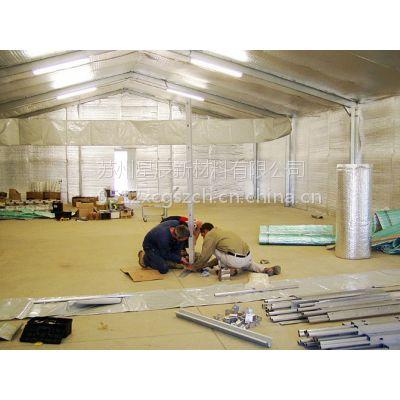 供应铝箔防火双层气泡隔热材-房屋建筑隔热材料