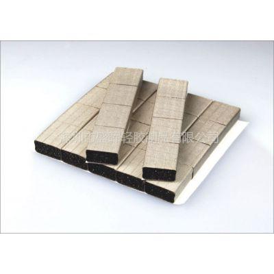 供应专业生产导电泡棉 导电泡棉条 屏蔽导电布 规格订做