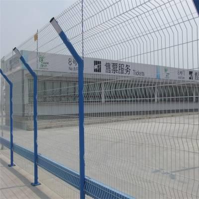 旺来防护网 勾花防护网 厂区围栏网
