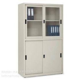 天津专业制作铁皮柜厂家 银色喷漆文件铁皮柜 厂家促销文件铁皮柜系列