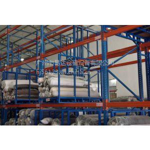 供应仓储布匹货架 广州易达货架厂