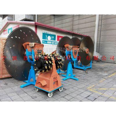 宝马展恩特优质铣挖机AF20RW--隧道专用机