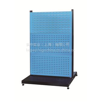 厂家供应信高固定型立式双面三层物料整理架新XKR23系列次重量方孔挂板