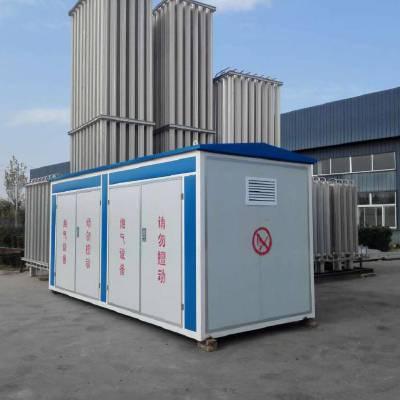 弘创牌燃气锅炉配套用天然气减压箱压缩天然气减压箱价格