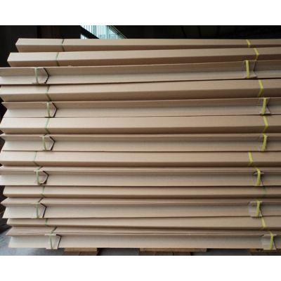 惠阳L型纸护角供应 大亚湾纸护边符合TTS抗弯报告 B001奇昌