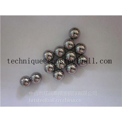 供应广东钢球厂(红润泰钢球)G10精密5.556mm轴承钢球AISI52100,GCr15