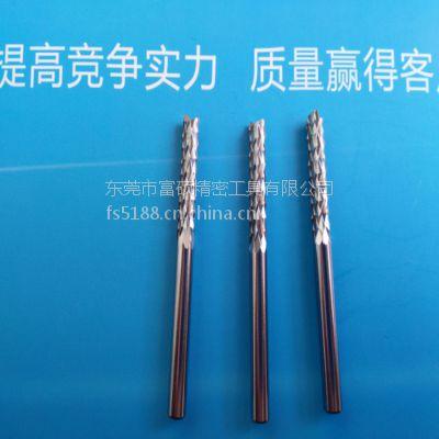 富硕品牌刀具 工厂直销进口玉米铣刀 环氧板加工专用铣刀 YM417