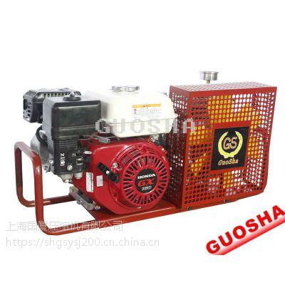 上海小型高压打气泵哪款好,国厦GSX100活塞式压缩机是