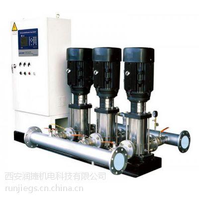 供应新界RJ-749宝鸡岐山高层自来水加压增压设备厂家