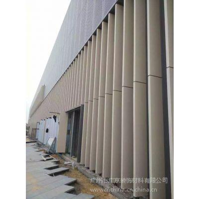建筑幕墙立柱铝方通 造型铝方管装饰铝天花