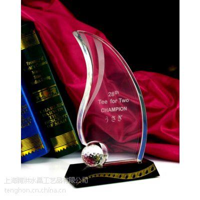 南京高尔夫奖杯订做,一杆进洞奖杯,高档高尔夫奖杯奖牌制做