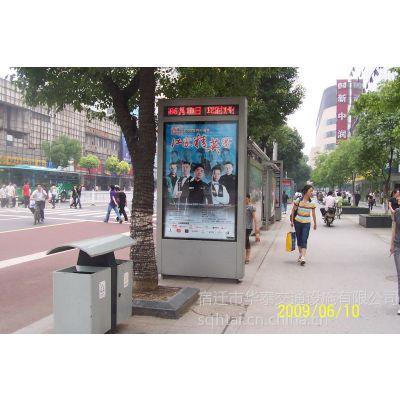 供应供应郑州路指路牌灯箱 厂家专供 双面显示画面