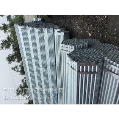 福建4分-2.5寸薄壁大棚镀锌钢管批发