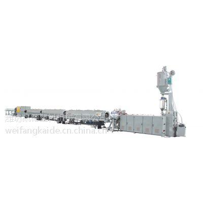 聚乙烯HDPE管材机组/HDPE管材设备/HDPE管材生产线/ HDPE管材机组/HDPE管材生产设