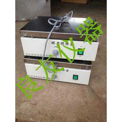 供应金坛AG真人官网登陆网址99-8大功率磁力搅拌器 大容量磁力搅拌器