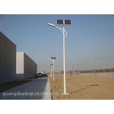 河北秦皇岛太阳能路灯厂家 LED太阳能庭院灯厂家