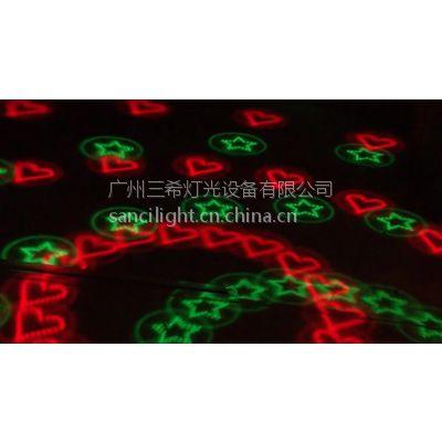 供应供应三晞灯光LED水晶么球图案灯(SL-T033)