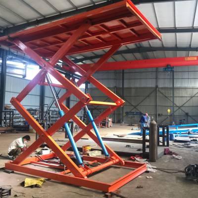 兰州厂家供应固定式升降机 载重3吨固定式升降台