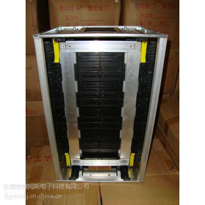 防静电耐120度高温SMT上下料架基板存放架防静电存放周转架静电筐静电箱