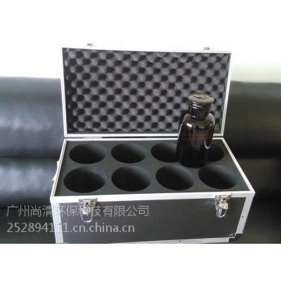 尚清环科SQ1000-8型水质采样箱,标准环境检测样品箱,油品留样箱