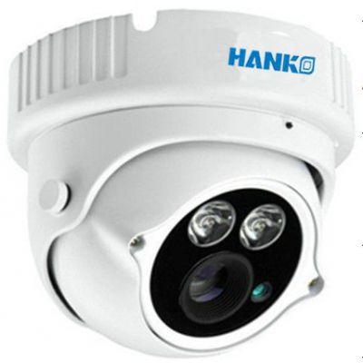 供应500万高清网络红外半球摄像机-1080P