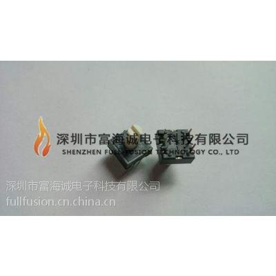 台湾圆达DIP编码开关 RH3HA-16R-V 0-F 16位 10x10mm体积 3对3 脚位