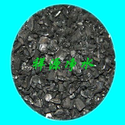 供应烟台市化工厂气体净化用  椰壳活性炭