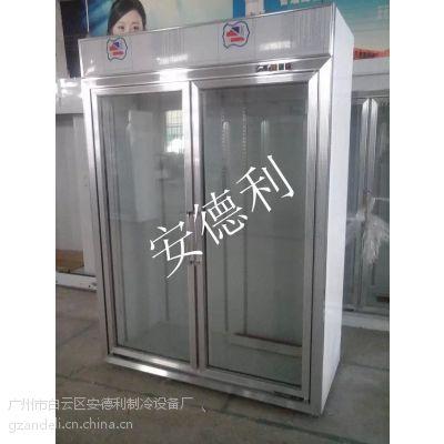 供应安德利厂价订做两门低温高身展示冷柜(H2)