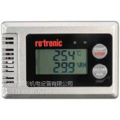 瑞士ROTRONIC罗卓尼克HL-1D紧凑型温湿度记录器