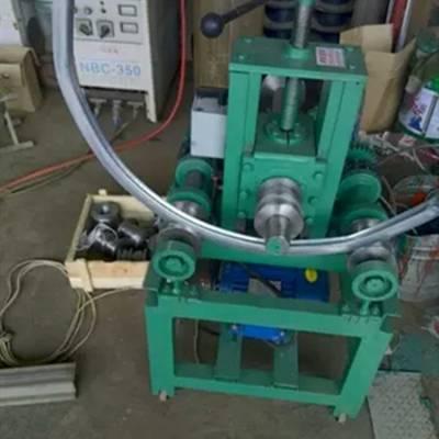 弧度管子折弯机 电动小型弯管机高品质价格低