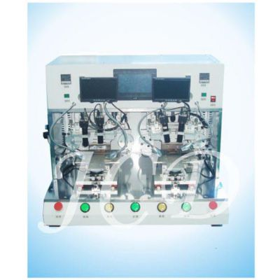 精创达电容屏生产多工位FOG恒温压合机
