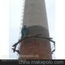 长沙欢迎砖烟囱修理【专业公司】 最超值的锅炉烟囱防腐