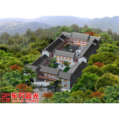 北京四合院设计装修极具讲究-东方晨光
