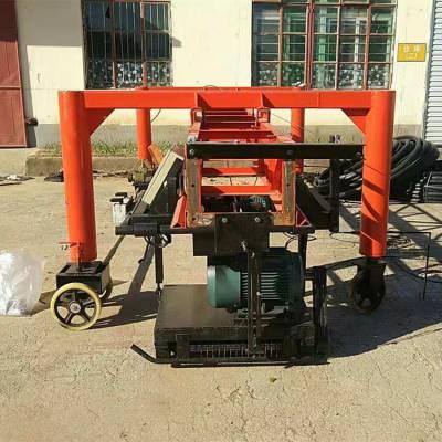 硕阳SY-KW桁架混凝土路面刻纹机大型刨纹机生产厂家